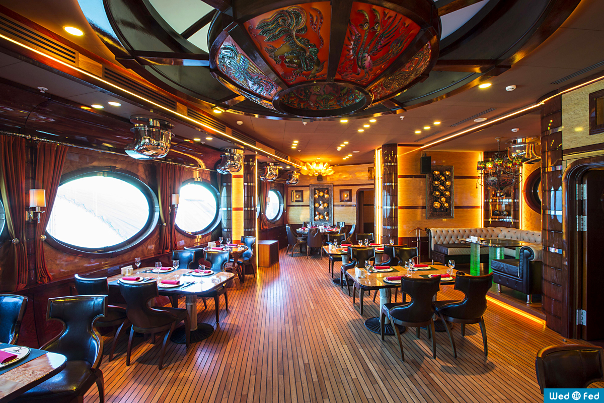 ресторан в москве лодка вакансии